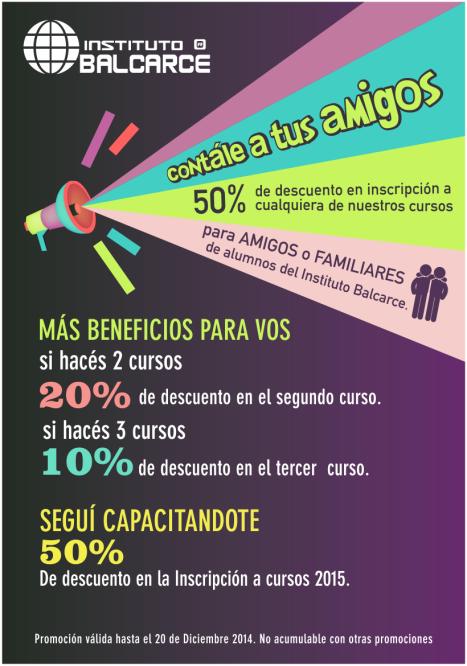 campaña promocion para web